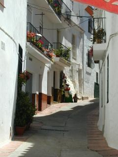 There are many lanes to discover in Marbella old town