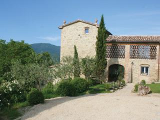 La Buia Luxury Villa 'The Tobacco Tower' Umbria, Lippiano