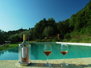 Holiday Apartment, shared pool, near Volterra