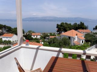 Apartments Zava - app for 4+1,  great sea view, Sutivan