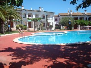 Bungalow planta baja con piscina, Alcossebre