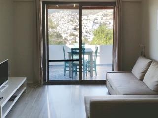 APARTMENT BEGONVILLE IN BODRUM CITY CENTER