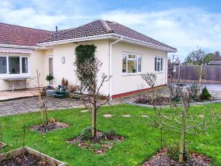 ROSEBANK, single-storey, off road parking, shared well-tended gardens, in Titchf