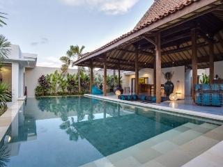 Traditional Joglo Glass Open Concep Pool Villa