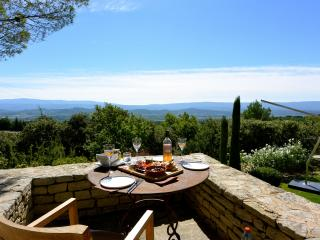 sun terrace: perfect for breakfast or sundowner drinks