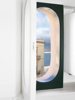 Refurbished bathroom window - handcrafted
