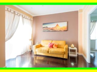 """Longhi Holidays House"" 4 People WiFi near Metro, Ciudad del Vaticano"