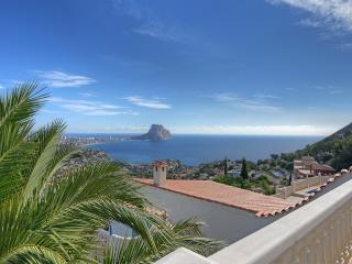 Villa Maryvilla, Stunning views!, Calpe