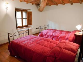 Agriturismo La Casina camera 4 posti, Caprese Michelangelo