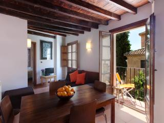 Charming & historic San Jose apt 1A in Albaicin