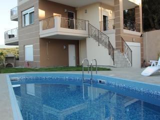 Luxury Villa Amfitriti with pool and sea view, Prefeitura de Chania