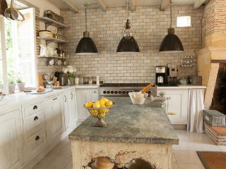 chef designed kitchen