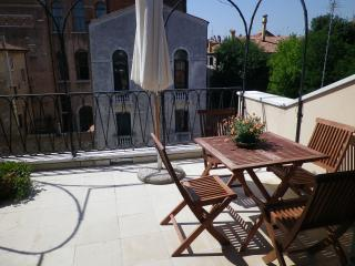 Ca Moro: terrace amazing, air conditioning, wi-fi, Venise