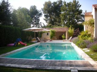 Wonderful Villa with a Pool and Garden, in Provence, Puyricard
