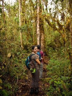 Eco Quechua cloud forest tours
