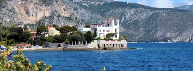 la villa Kerylos