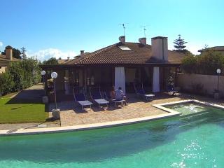 Villa Paola, Tarquinia