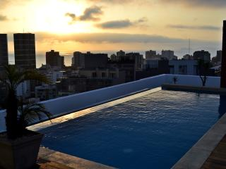 3BDR PANORAMIC POOL&HEART OF MIRAFLORES, Lima