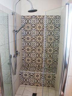 AMAZING shower!!!