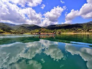 Lakefront duplex aparment, Castel di Tora
