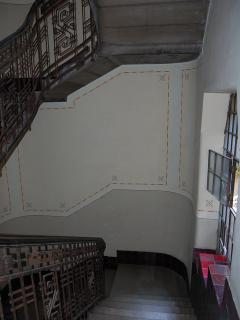 the original building stairs from 1911