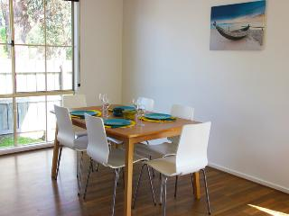 Dining area - extendable table