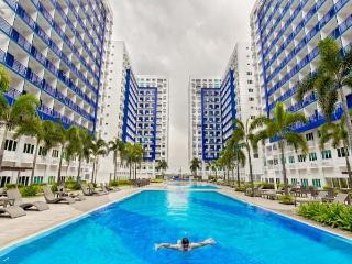 1Bedroom Condo at Sea Residences near Mall of Asia