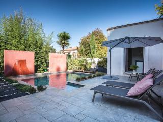 Villa avec piscine à proximité du centre d'Aix-en-Provence