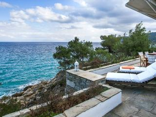 Villa am Meer in Sithonia, Vourvourou