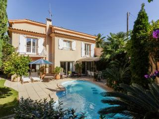 Boutique house on the Cap d'Antibes, Juan-les-Pins