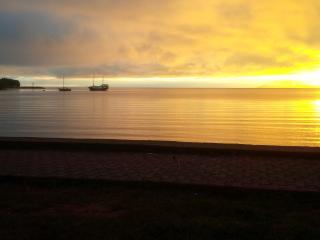 atardecer Lago Llanquihue