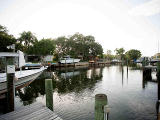 Canal Front House.  Close to Downtown St. Pete, St. Petersburg