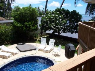 Honolulu Oceanfront  4 bed/4 bath w/pool/spa