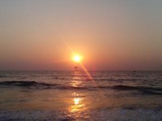 2 BHK Luxury Sea View Terrace Flat In Anjuna , Goa, Vagator
