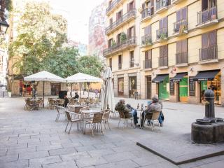 Nice studio for 2 in City Centre- Borne, Barcelona