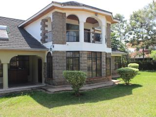 Bed and Breakfast-Nairobi (6 rooms available)