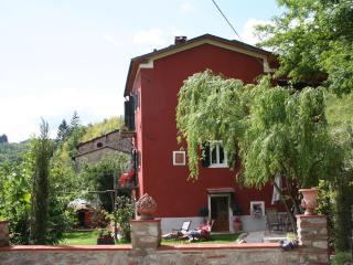 Villa Rossa, Bagni Di Lucca