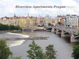Riverview Apartment 3, Prague