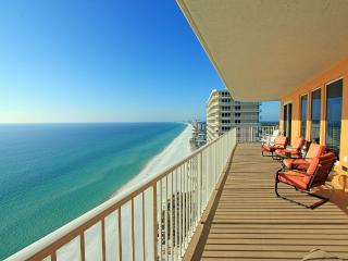Treasure Island 1912-3BR-RealJoy Fun Pass-Gulf FRONT-Corner Unit
