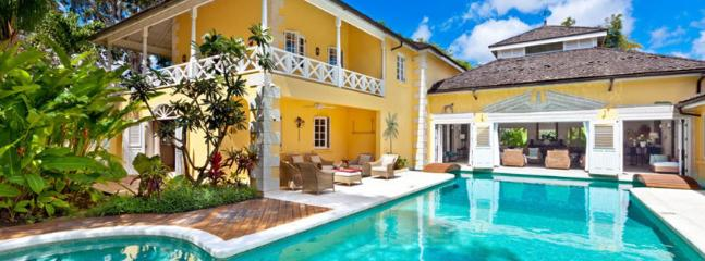 Villa Jamoon SPECIAL OFFER: Barbados Villa 43 Within Walking Distance Of The Beach, Shops, Bars And Exclusive Beach-front Restaurants., St. James