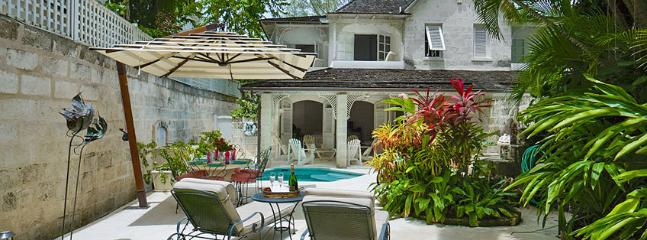 SPECIAL OFFER: Barbados Villa 62 Set Within A Tropical Beach Atmosphere With A Well-landscaped Garden.