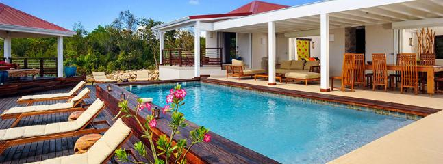 SPECIAL OFFER: St. Martin Villa 237 A New, Spacious And Elegant One-bedroom Villa Overlooking The Caribbean Sea., Terres Basses