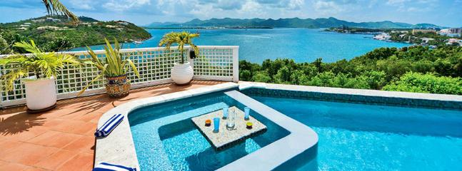 SPECIAL OFFER: St. Martin Villa 55 Outstanding Views From All Parts Of The House., Terres Basses