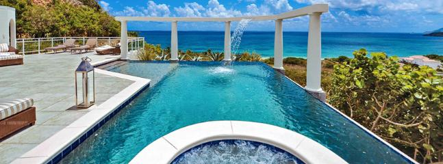 Villa Nid D'Amour St. Martin Villa 45 Spectacular Views Combined With The Soft Sea Breezes Transform This Villa Into The Perfect Romantic Hideaway., Terres Basses