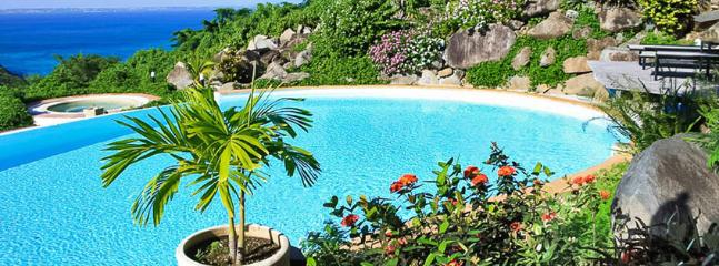 St. Martin Villa 338 An Exquisite View Of The Caribbean And The Island Of Anguilla., Anse Marcel
