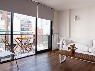 Minimal 2 Bedroom Duplex in Las Cañitas, Buenos Aires