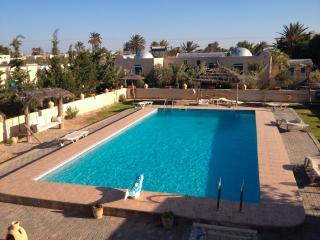 Bungalow, Mezraia
