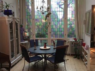 La Suite du Châtelain Duplex 2 chambres Jardin, Ixelles