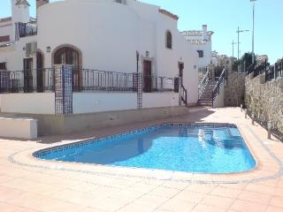 Ibiza Villa on La Finca Golf, Algorfa