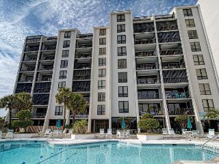 Station One - 4D Paradise-Oceanfront condo with community pool, tennis, beach, Wrightsville Beach